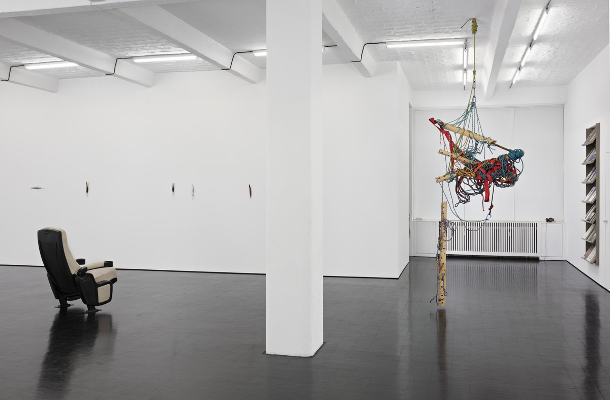 The Hellstrom Chronicle with Dora Budor, Anders Clausen, Tobias Madison and Kaspar Müller, Dennis Oppenheim, Mai-Thu Perret, Suzanne Treister, Susanne M. Winterling, Young Girl Reading Group. July 2 – August 6, 2016