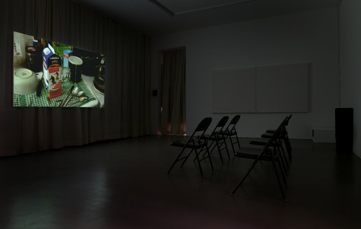 Laura Horelli: I have been considering making a video about a ski resort in Northern Finland and showing it in a gallery in Berlin. March 17 – April 21, 2007