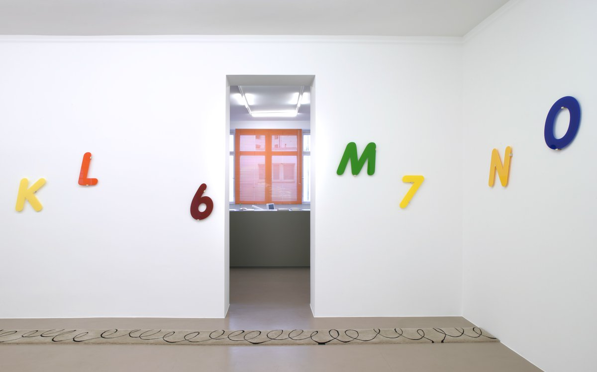 Ayşe Erkmen: Habenichts. January 13 – March 10, 2007