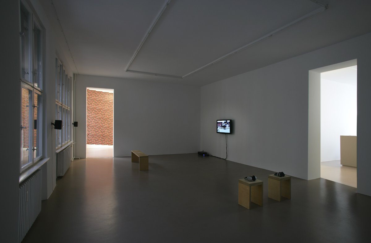 Heike Baranowsky: T Square. November 10 – December 22, 2006