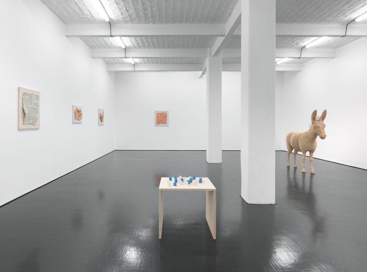 Mai-Thu Perret: Beast of Burden. September 7 – October 20, 2012