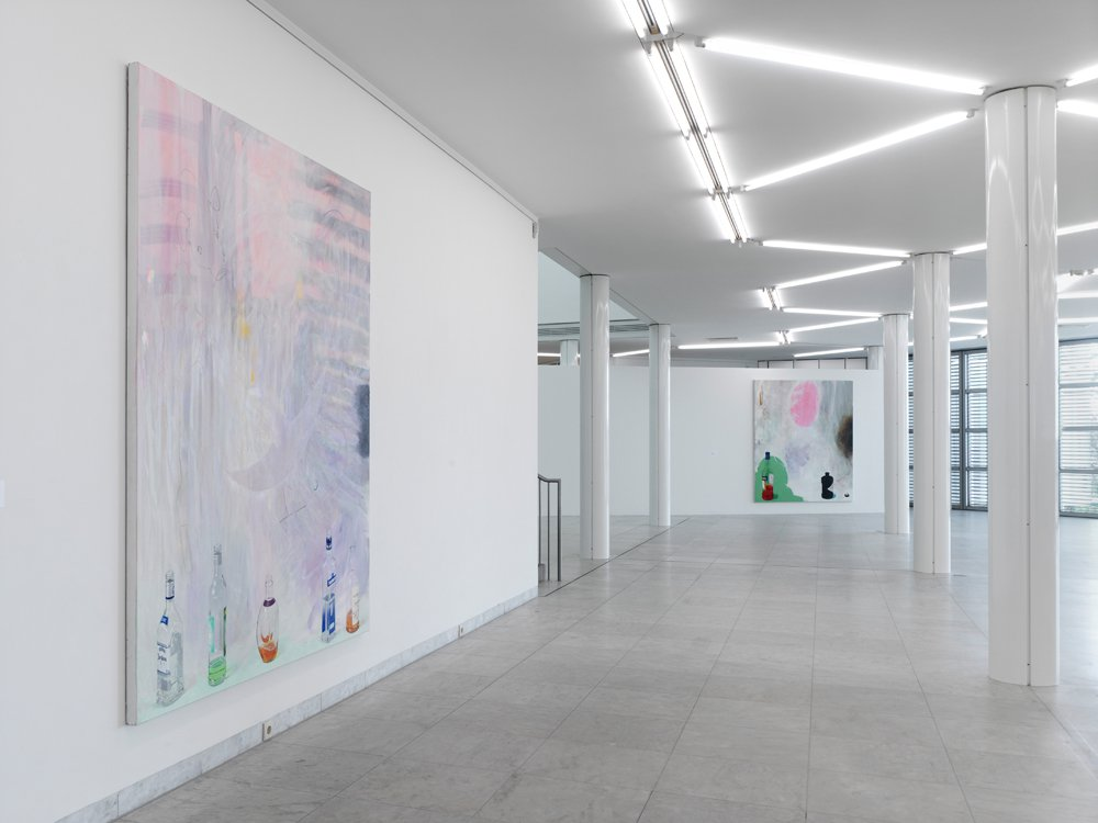 Monika Baer: Große Spritztour. March 6 – June 12, 2016