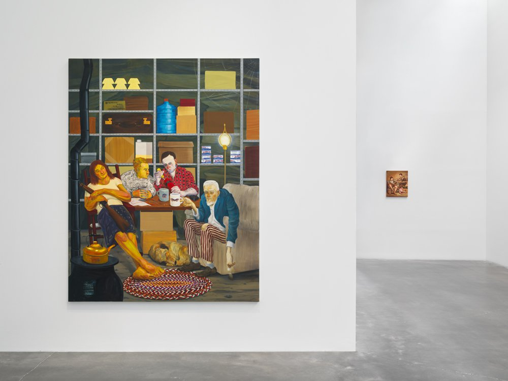 Nicole Eisenman: Al-ugh-ories. May 4 – June 26, 2016