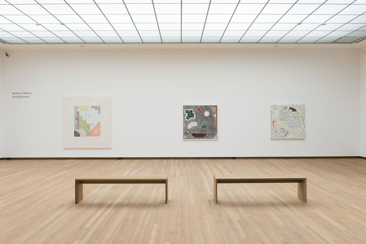Rebecca Morris: Southafternoon. April 25 – September 7, 2014